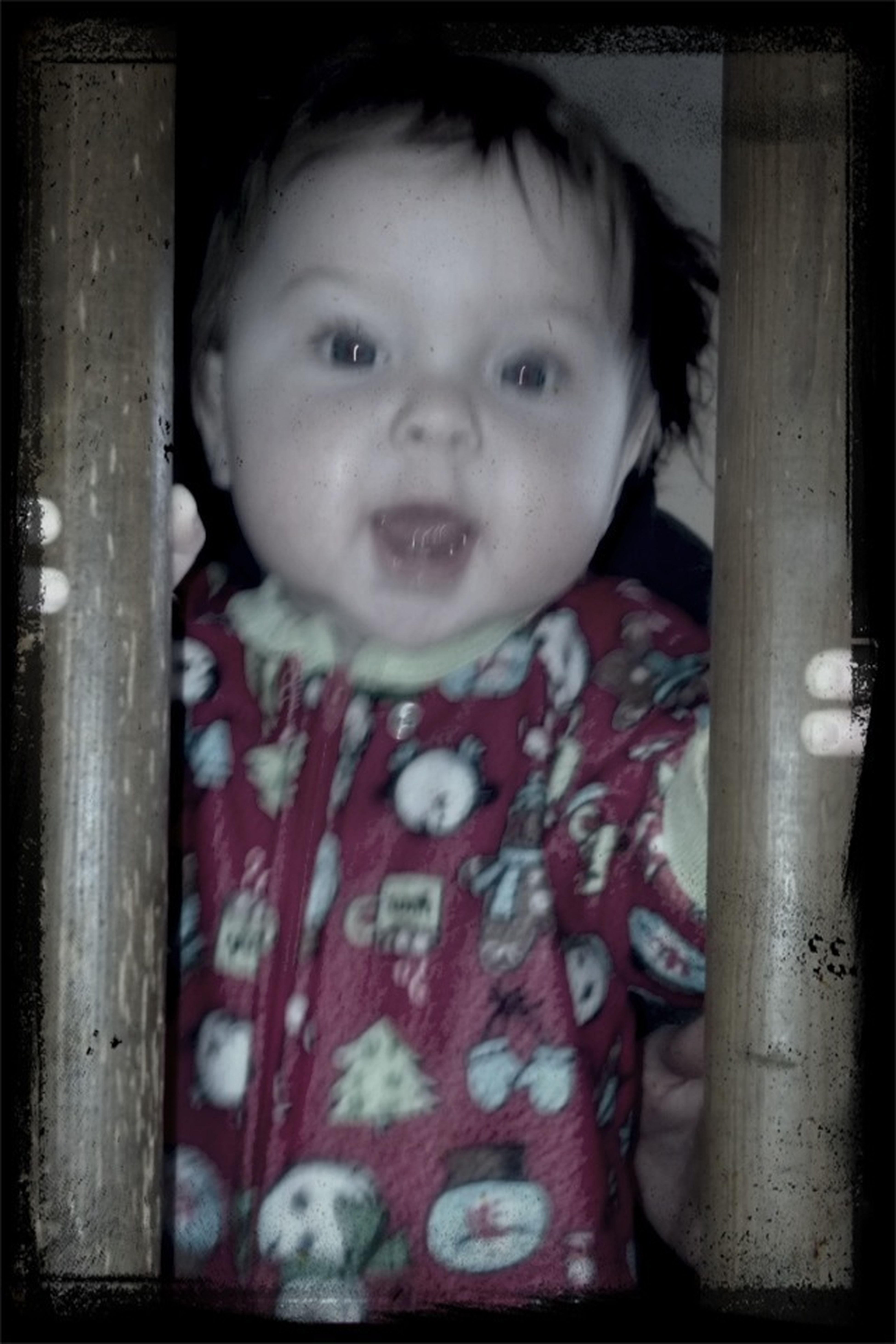 My Crazy Baby!