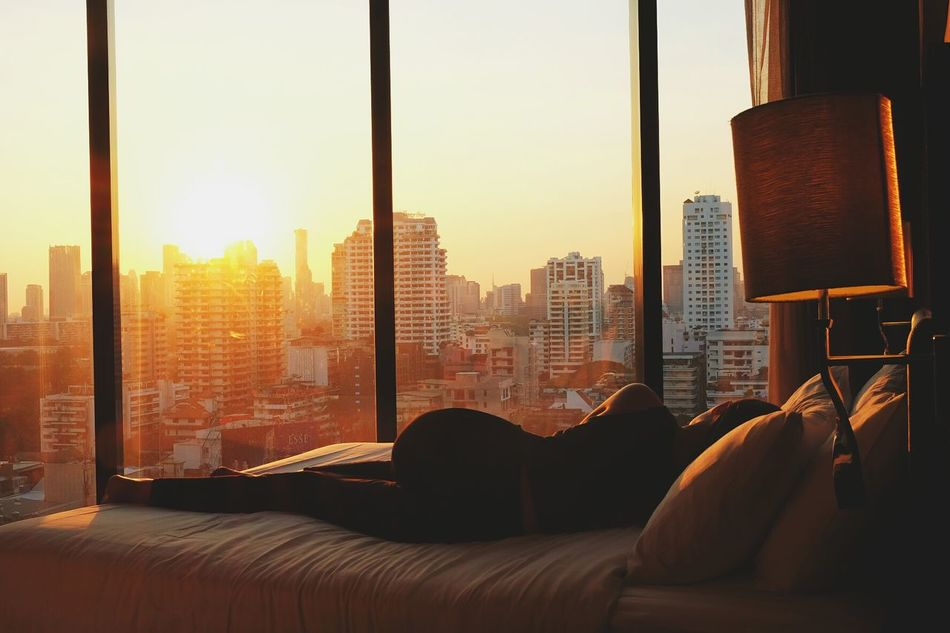 Beautiful stock photos of candid, Adult, Apartment, Bed, Bedroom
