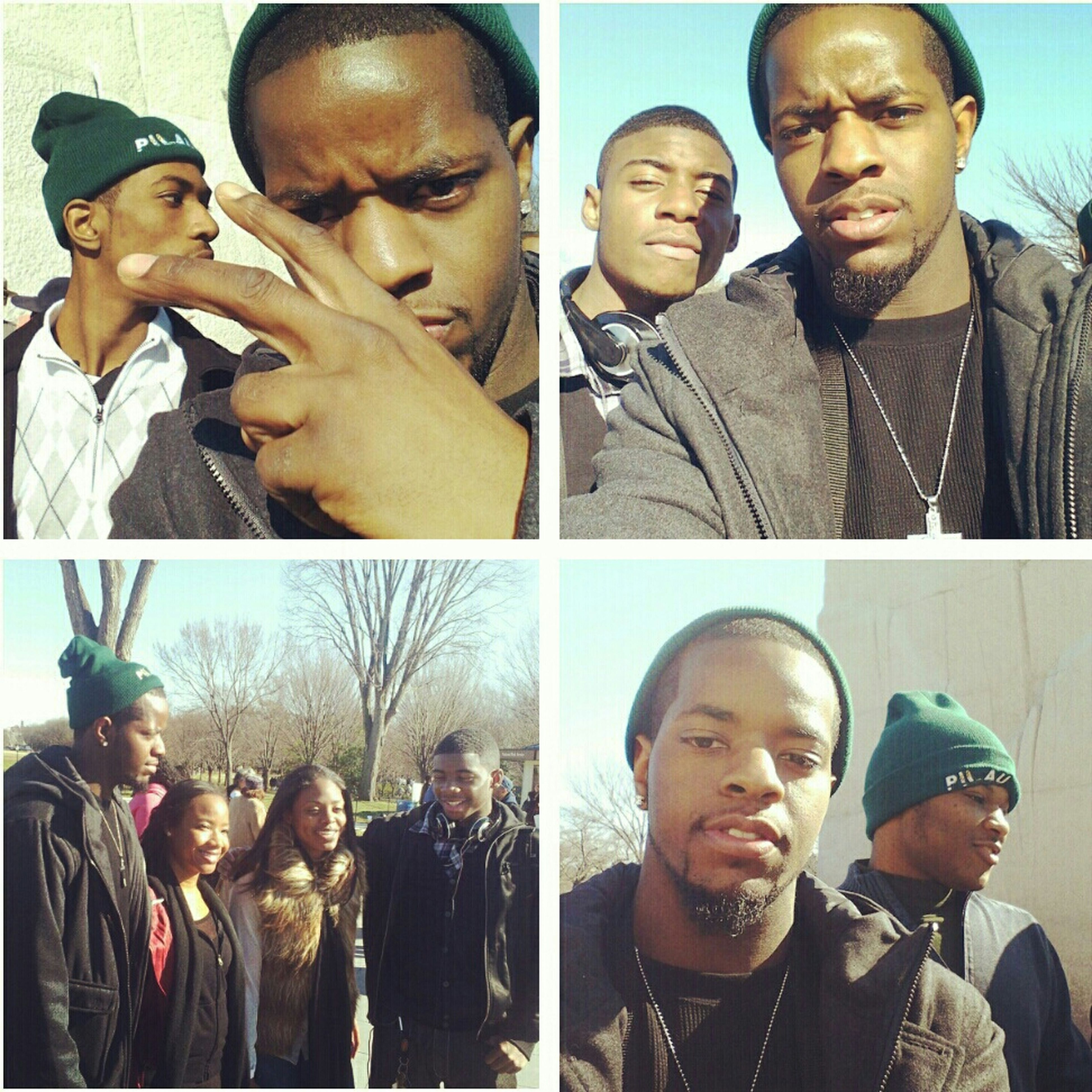 Hanging Out....Chilling With Da Bros