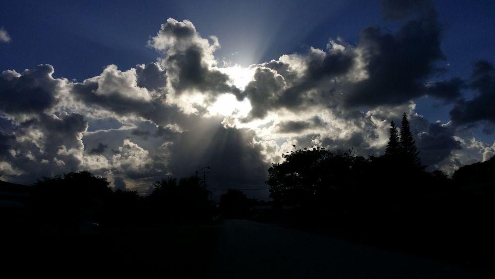 Throughmyeyes Enjoying The Sun Cloud_collection  Eyeemclouds