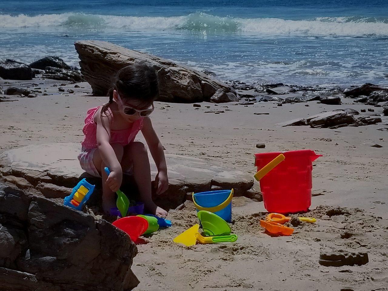 kids simple joy Beach Sand Sand Pail And Shovel Childhood Summer AndroidPhotography Travelphotography Fun In The Sun ☀ Heat Wave California Visitlaguna