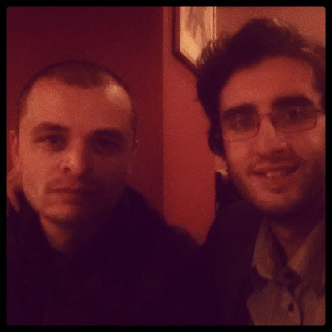 მე და ჟოზეფი :)