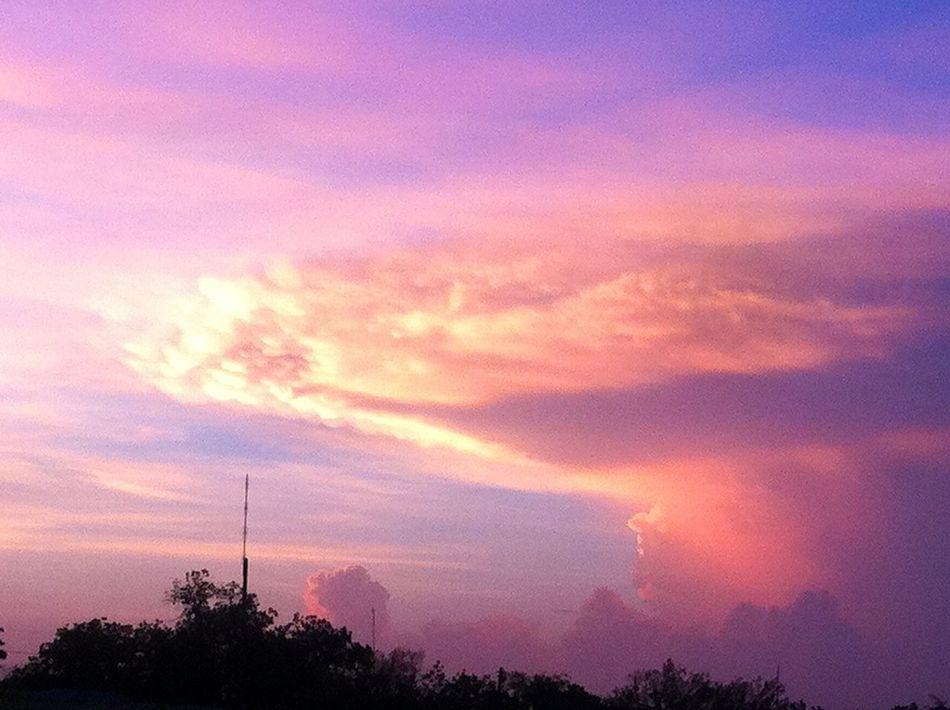 EyeEm Best Shots - No Edit Sun_collection, Sky_collection, Cloudporn, Skyporn Tower Sunset