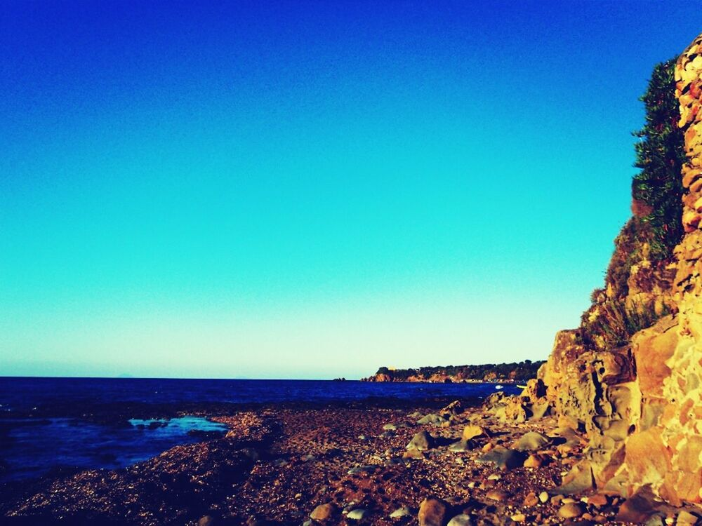 Sea Landscape Blue Sky Photo Nature Never Ceases To Impress Me With Its Beauty