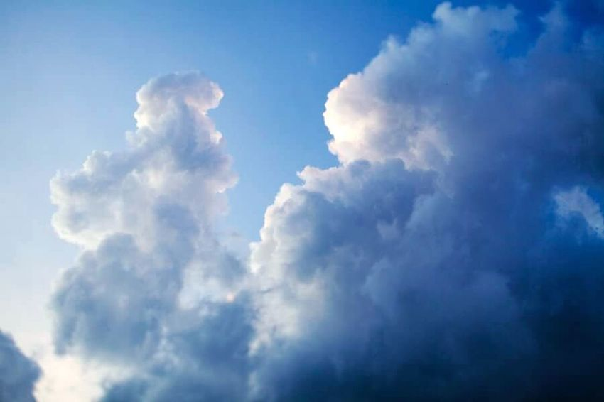 Cloud Sky Beauty In Nature Sky Only Blue Japan Cloudscape Environment Majestic Backgrounds
