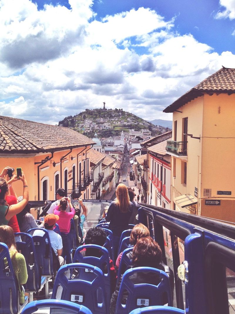 My Country In A Photo Lindo Quito De Mi Vida Primer Patrimonio De La Humanidad Downtown Centro Historico Quito Hop On Hop Off The Photojournalist - 2015 EyeEm Awards