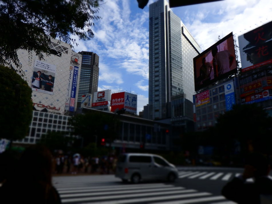 Building City City Life City Street Cloud Cloud - Sky Olympus rFirst Eyeem Photo Sh2 Tokyo Japan