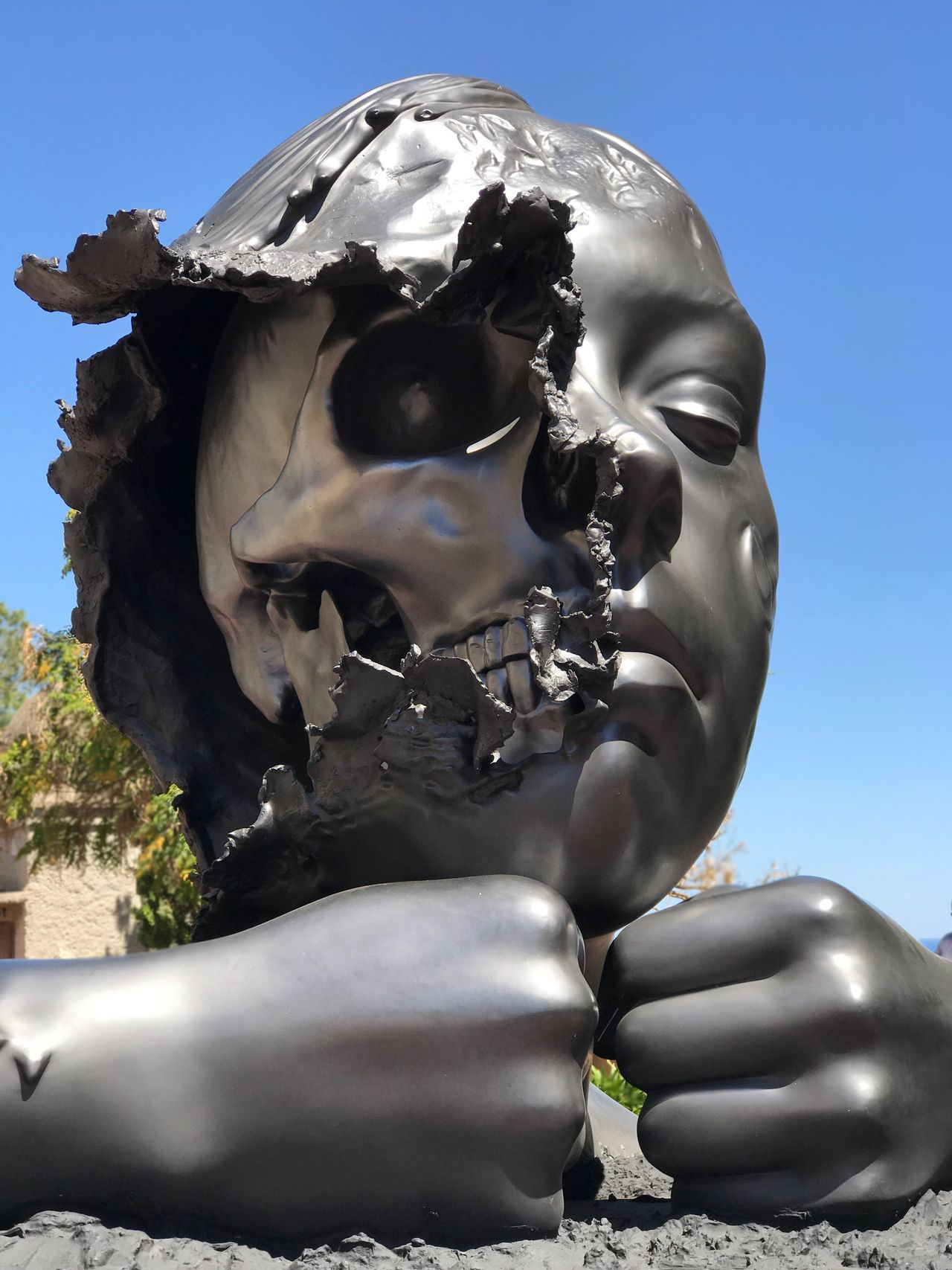 Face Off Photography Photooftheday Monaco Sculpture
