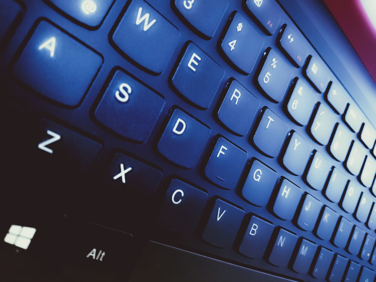 technology, computer key, computer keyboard, connection, text, alphabet, communication, keyboard, computer, indoors, high angle view, close-up, no people, computer equipment, convenience, typewriter, day
