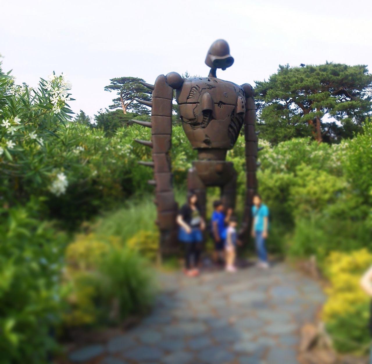 Ultimate Japan ジブリ ジブリ美術館 ジブリの森美術館 Ghibli Ghiblimuseum Ghibli Museum ラピュタ Rapyuta 巨神兵