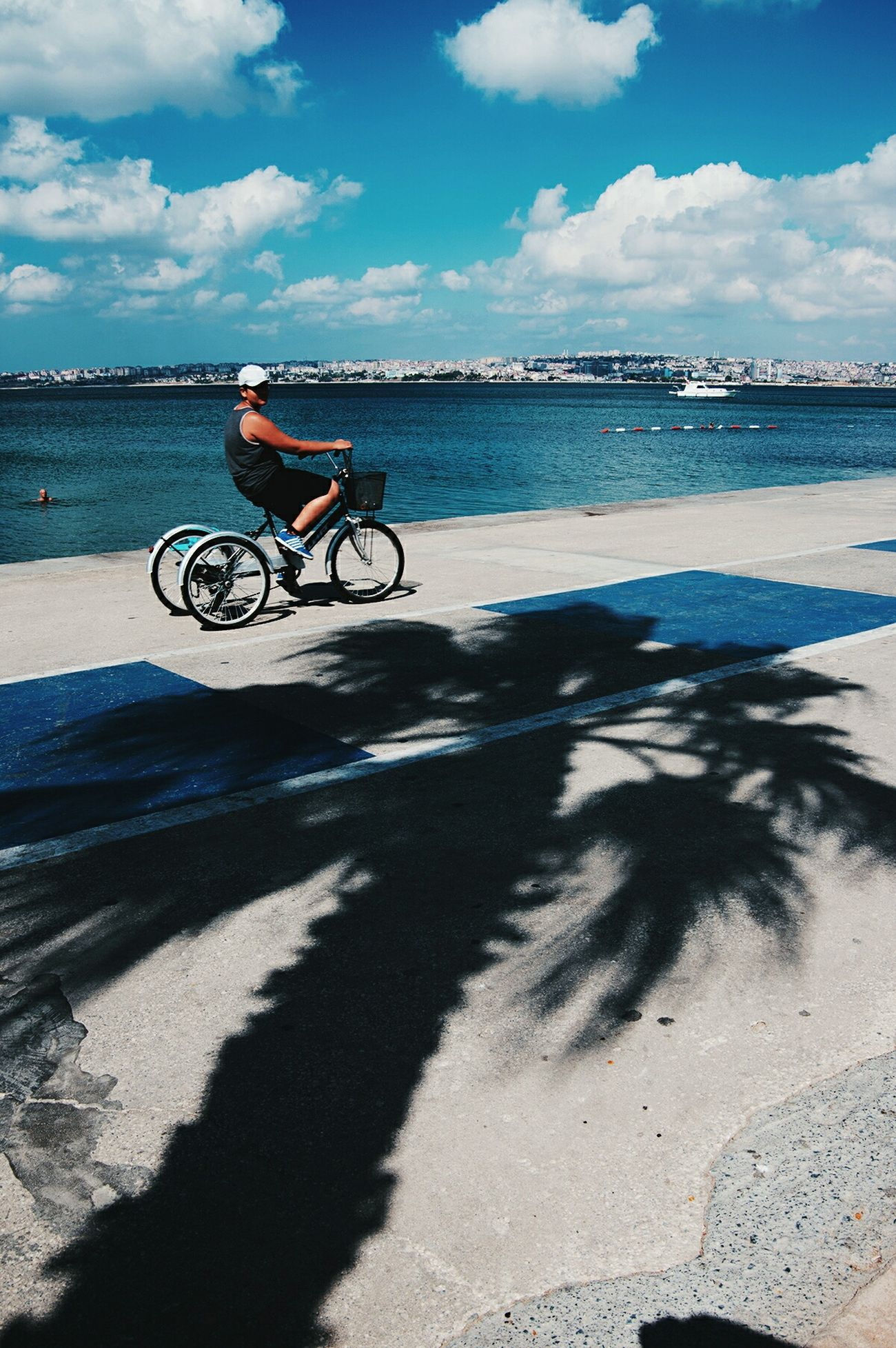 CyclingUnites Bicycle Outdoors Sky Cycling People Day Streetphotography Street Life Istanbul Check This Out Istanbulstreetphotography Outdoors Life Streetdreamsmag Istanbuldayasam Peopleandplaces Miles Away The City Light The Street Photographer - 2017 EyeEm Awards