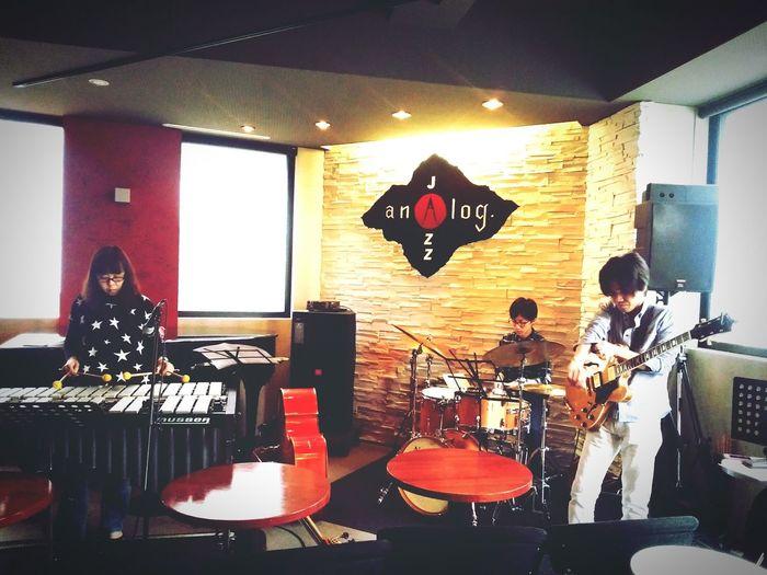 山下真理Efflorescenceツアー2日目 浜松Analog Jazz Vibraphone Hamamatsu