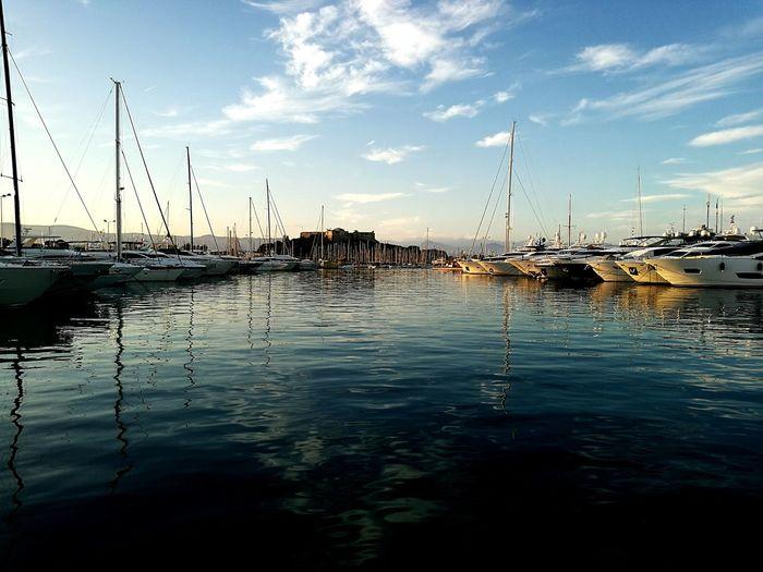French Riviera Fresh Air Relaxing Enjoying The Sun First Eyeem Photo