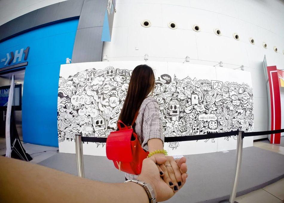 Followmelove giant doodles ❤❤❤