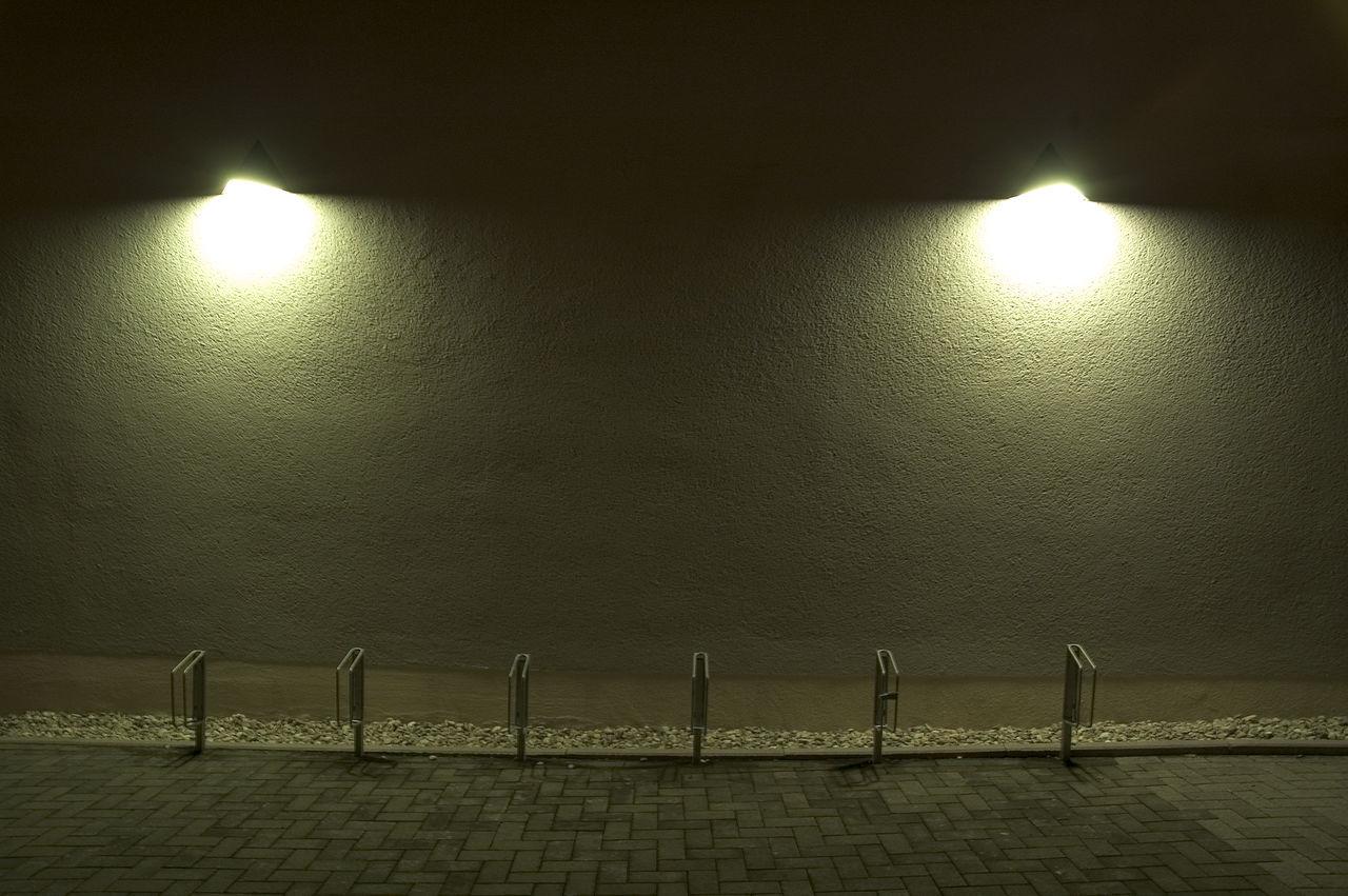 no people, illuminated, indoors, night, water, architecture, nature