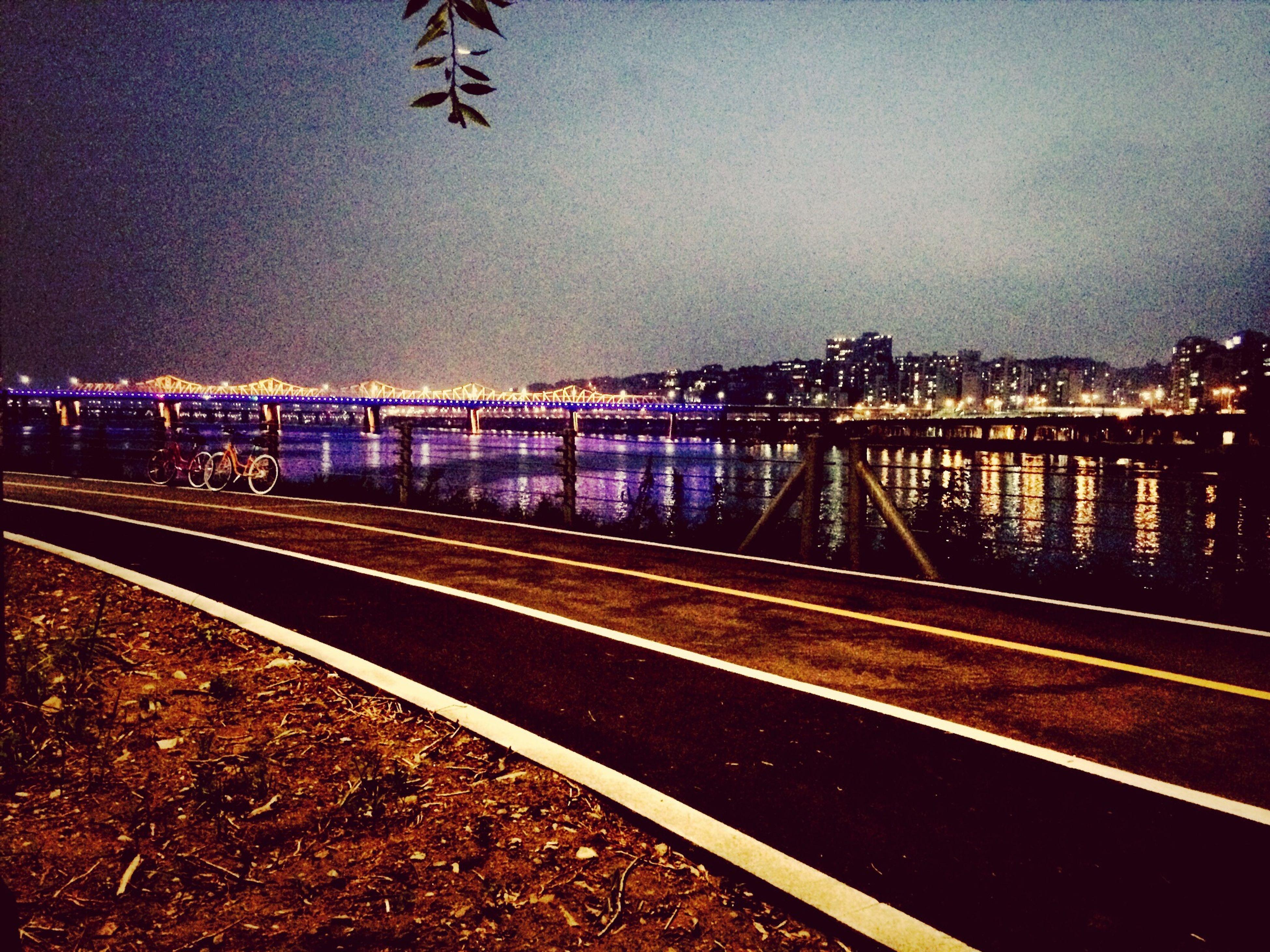 한강 한 바퀴-!! Brompton Hangang River In Seoul, Korea Relaxing