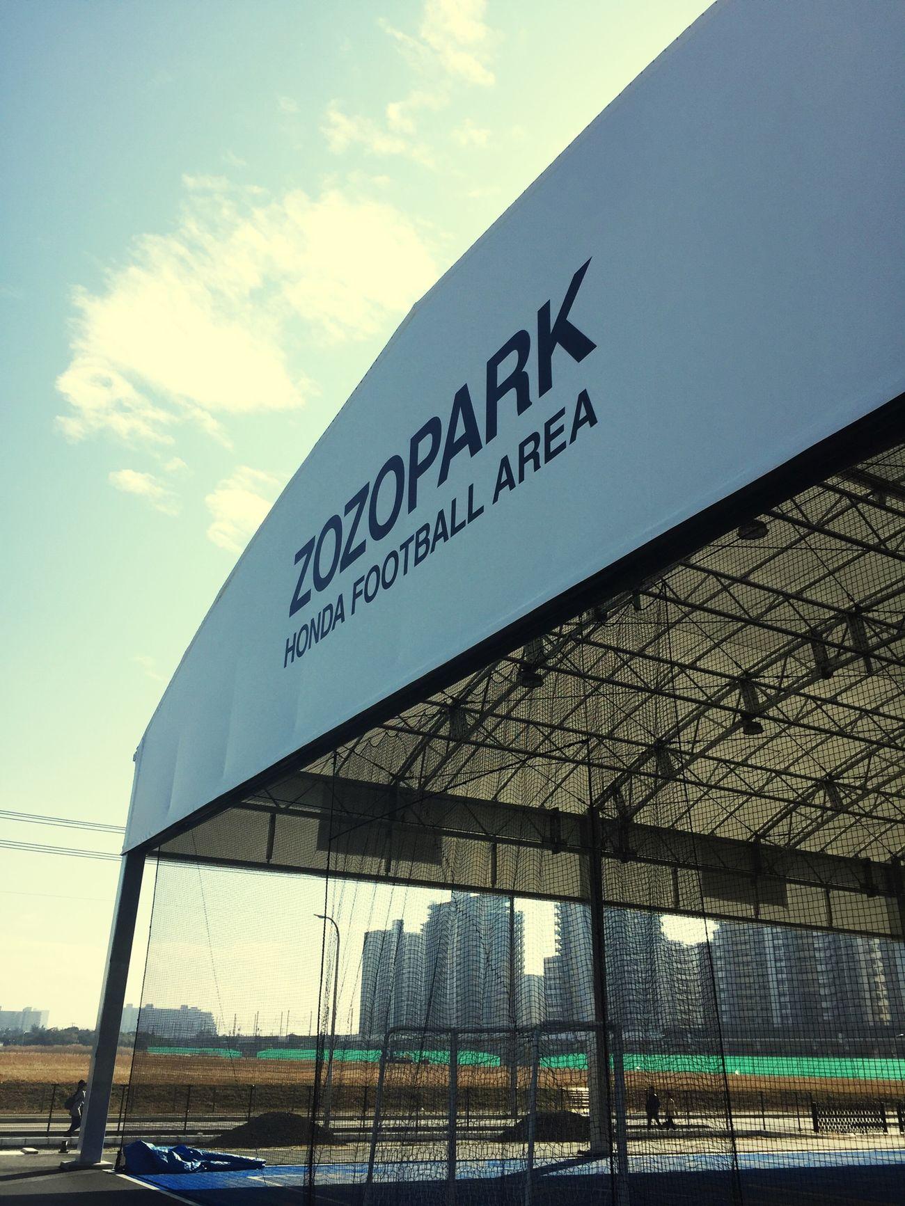 Zozopark Zozo Honda フットサル大会に呼ばれて参加!