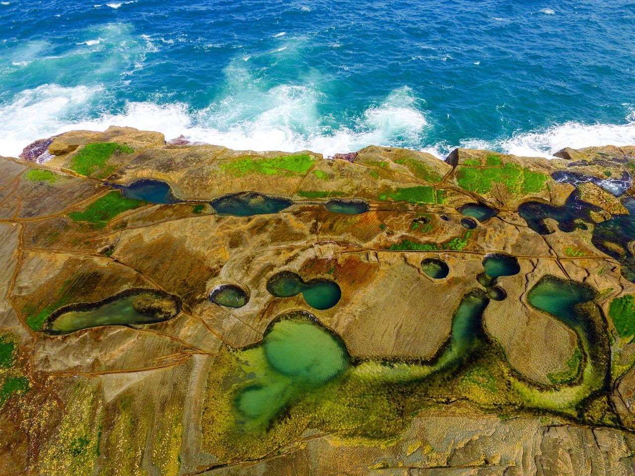 Rock Formation Rocks And Water Outdoor Photography Outdoors From My Point Of View Dronephotography Drone Photography From Above  Droneshot Drone Moments Travel Destinations Birds Eye View Drones Drone  Bestoftheday EyeEmBestPics EyeEm Best Shots - Nature Beauty In Nature Eye4photography  EyeEm Nature Lover EyeEm Gallery EyeEm Best Shots Australian Landscape Australia & Travel Rockpools