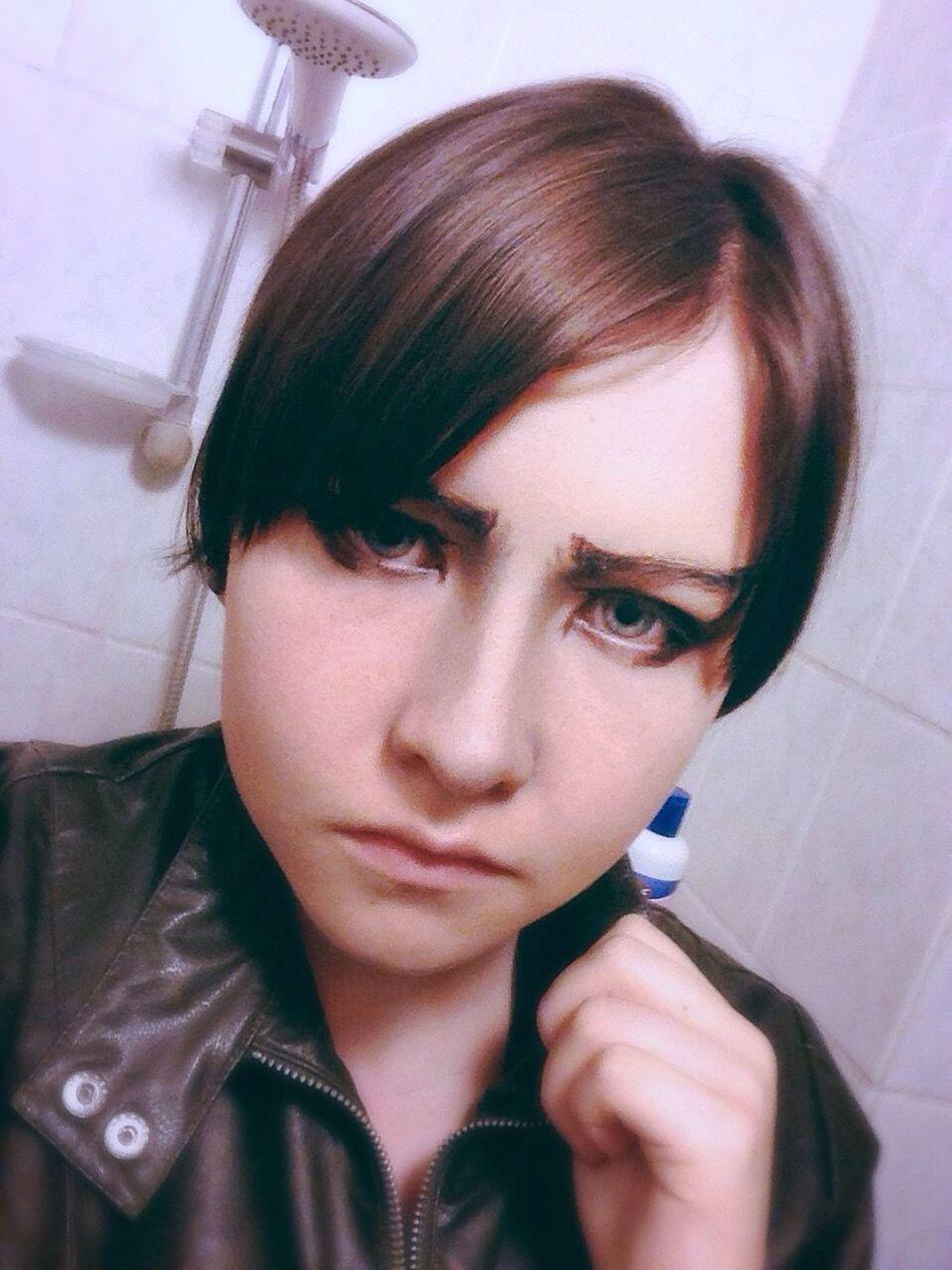 Levi Ackerman Cosplay Levi Shingeki No Kyojin Anime Cosplay First Eyeem Photo