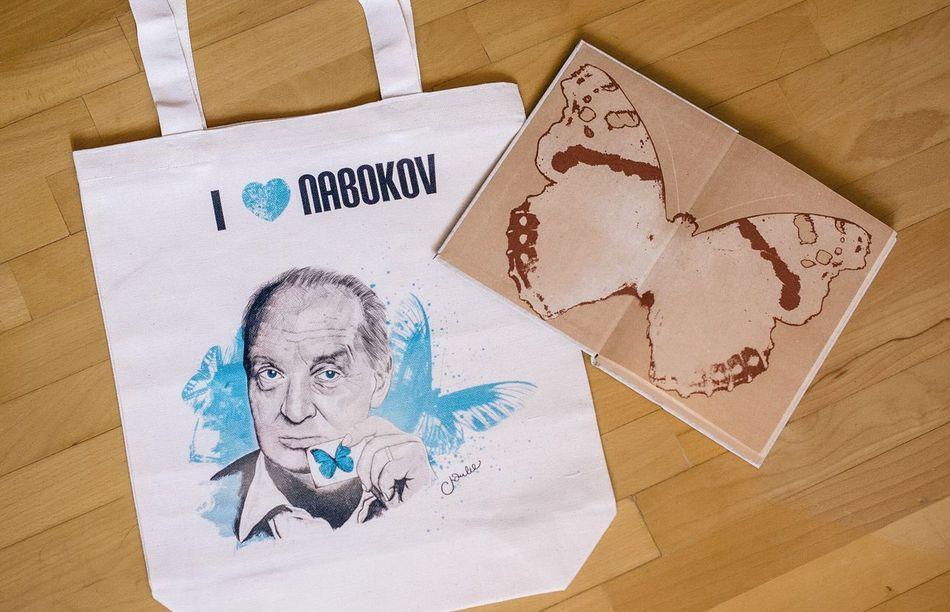 Nabokov Vladimirnabokov Book набоков Butterfly Writer