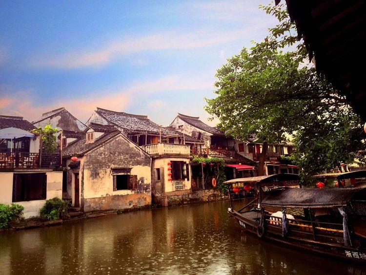 😚 ChinaTaking Photos Hometown Scenery