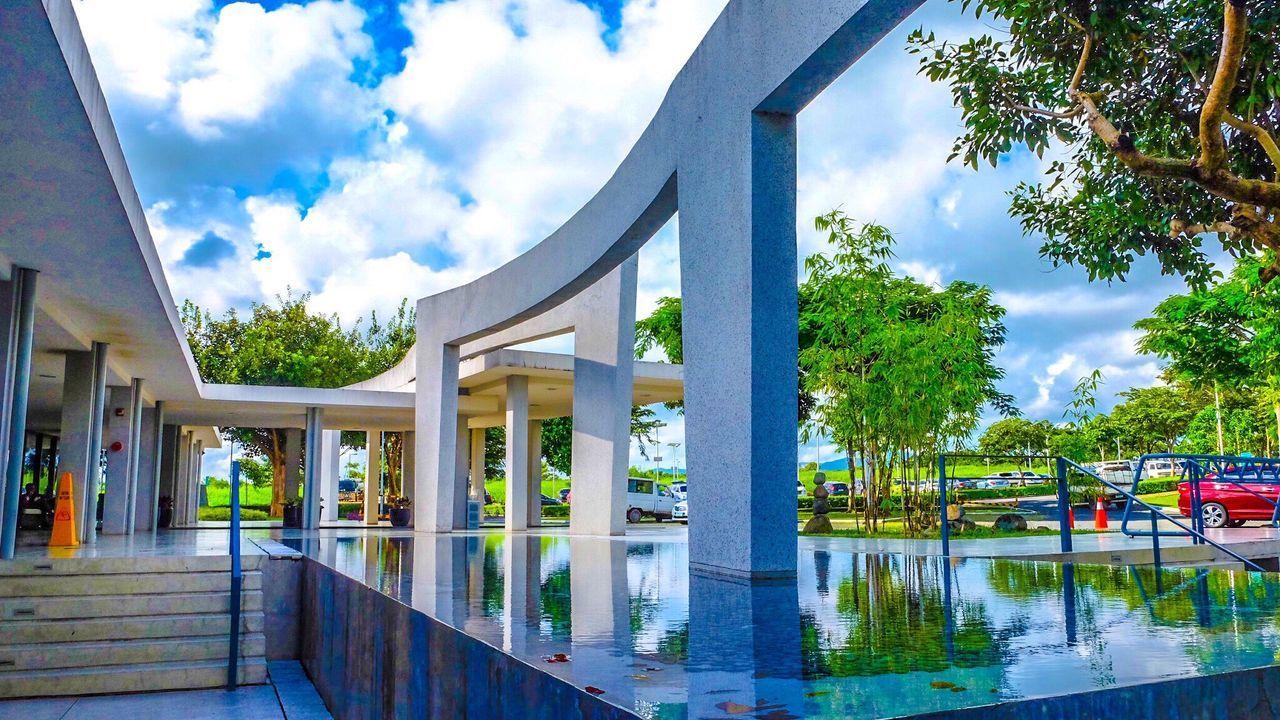 Love the nature! Built Structure Outdoors Tree Cloud - Sky EyeEm Gallery Eyeem Philippines EyeEm Phillipines The Architect - 2017 EyeEm Awards
