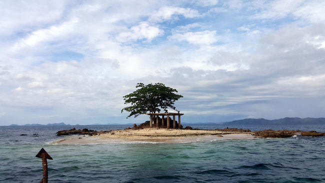 Dramatic Sky Escapism Getting Away From It All Island Outdoors Sea Tranquil Scene Tropical Climate