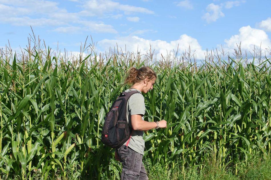 Belgium 35mm Nikond7200 Cornfield Backpacking Travel The Week On Eyem The Week On Eyem The Week On EyeEm