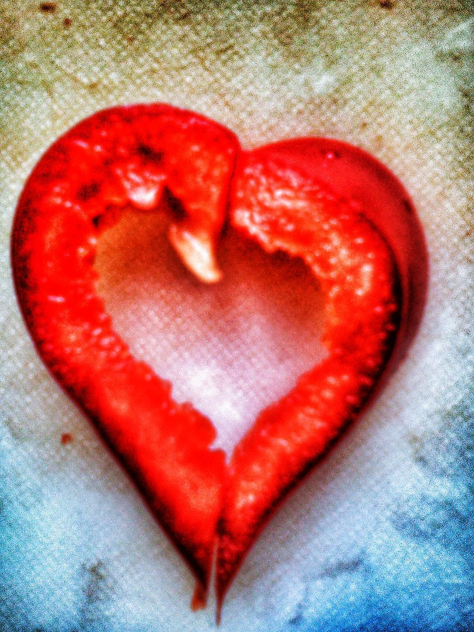 heart shape, red, love, still life, food and drink, no people, food, indoors, close-up, textured, freshness, day, ready-to-eat
