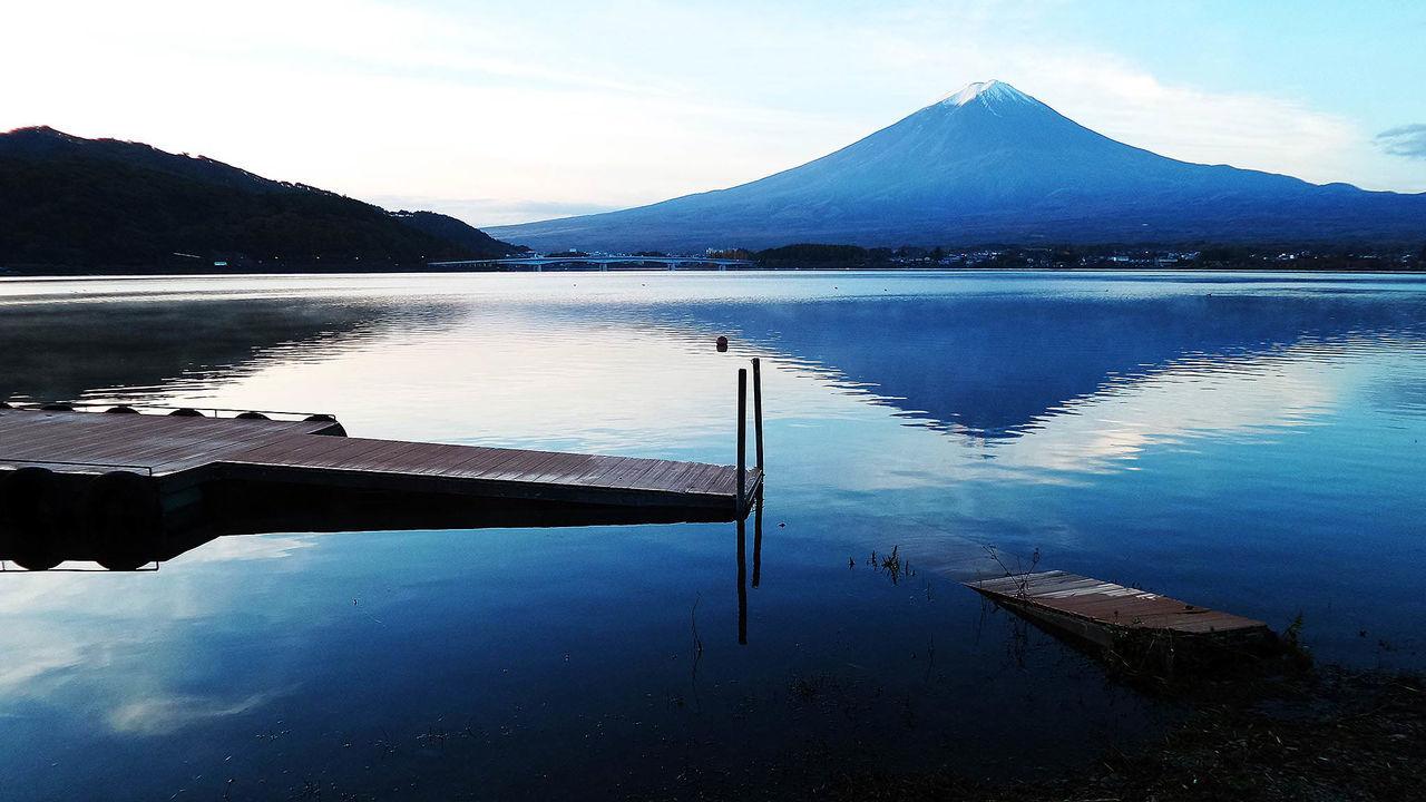 Beautiful stock photos of lake, Beauty In Nature, Day, Gotemba, Idyllic