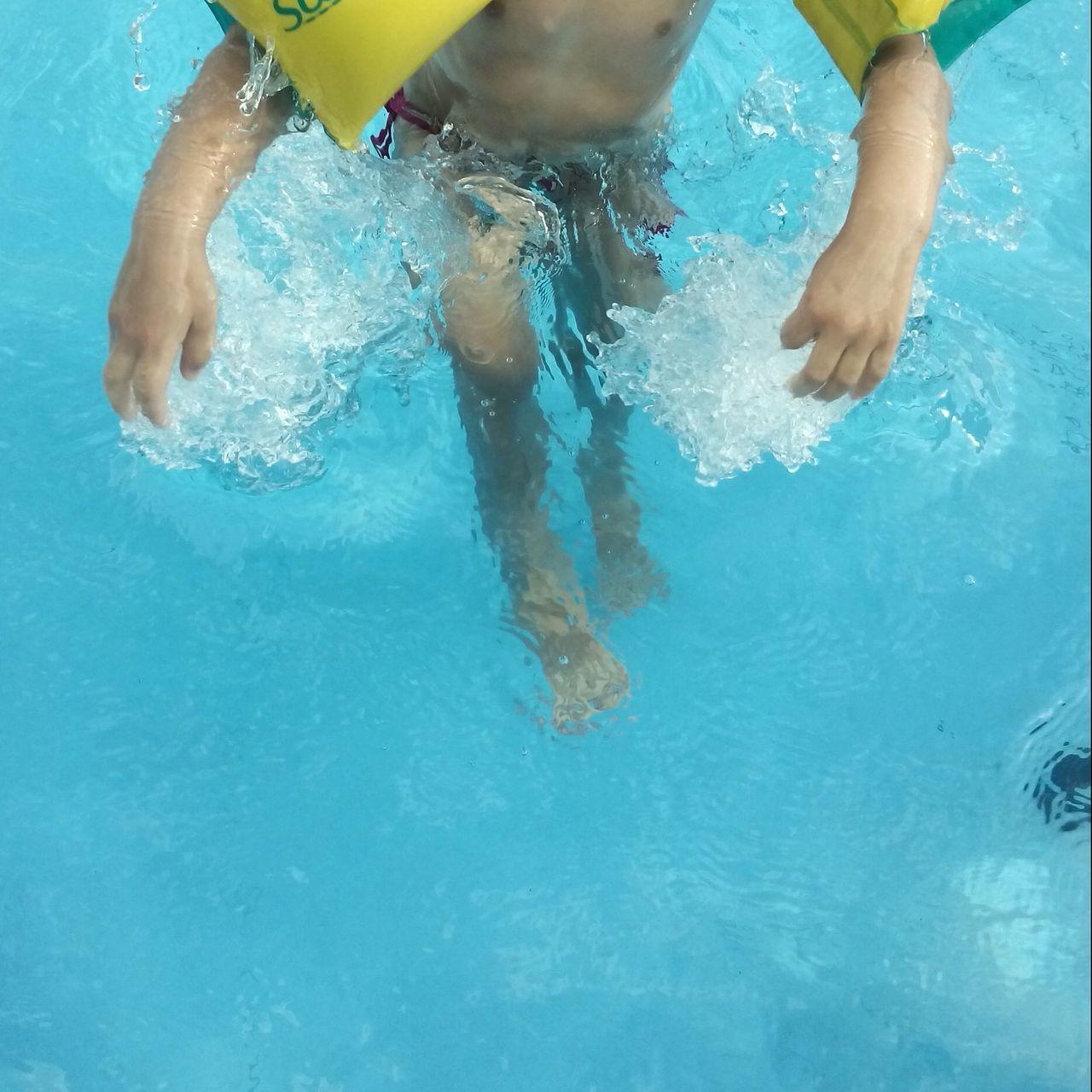 Beautiful stock photos of pools, Boys, Day, Enjoying, Enjoyment