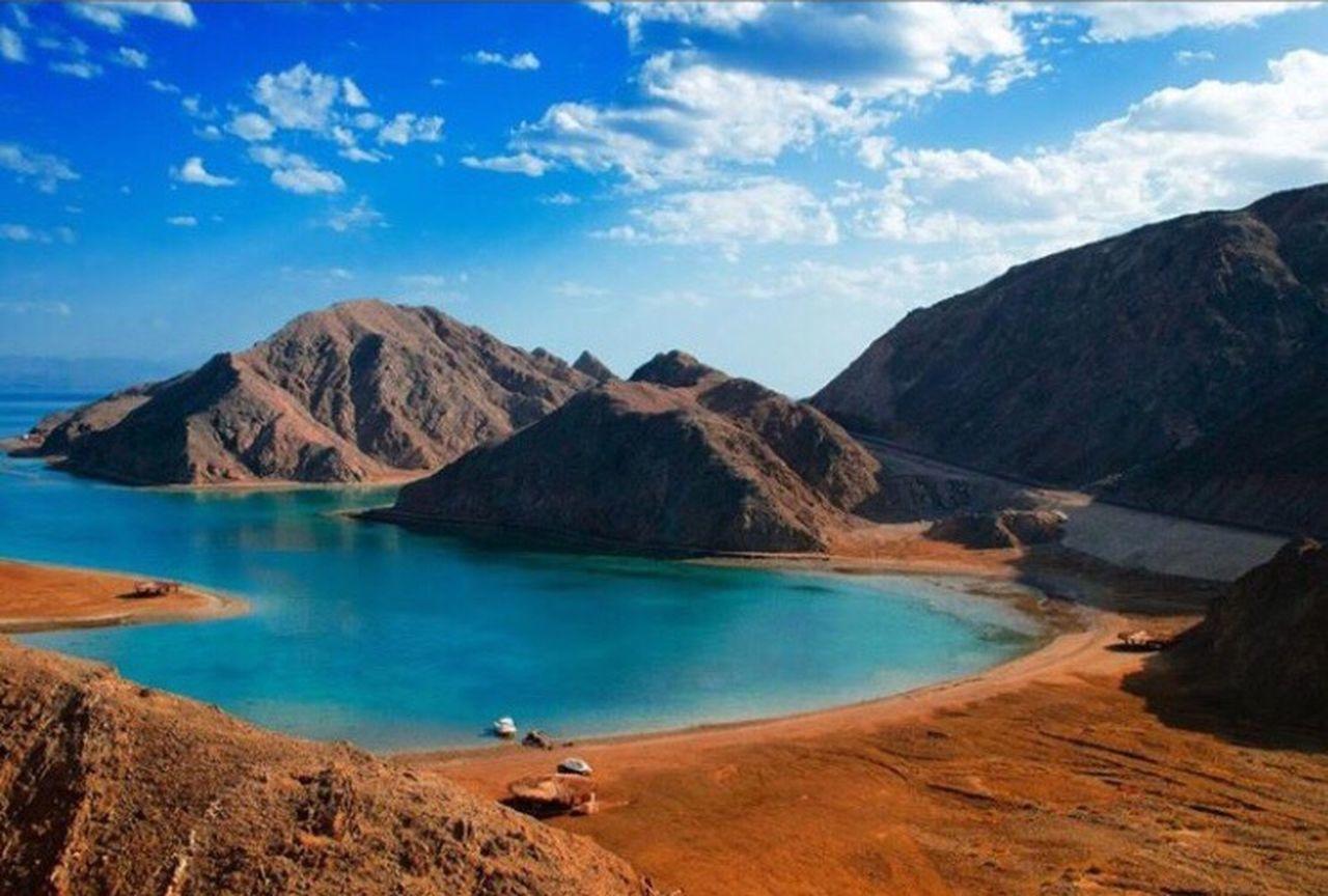 Mountain Egypt Rasshetan