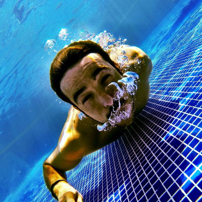 Piscina Swiming Swiming Pool Barcelotenerife Swimingpool