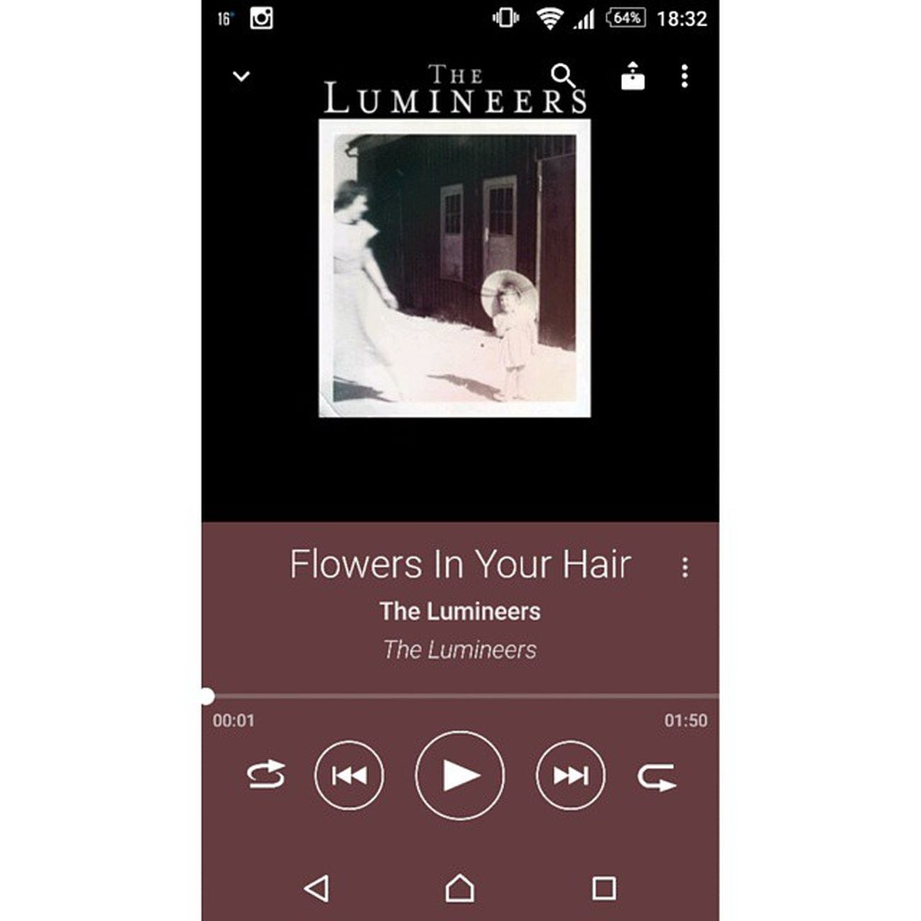Thelumineers Flowersinyourhair Music MusicTime love happy alternative mymusic Spotify