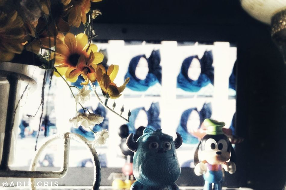 Indoors  Close-up No People Animal Themes Photooftheday Figurine  Mickeymouse Monsterinc Toystory Memory Sonya58 Photographer Photography Photos Filter Photo FX Effect Toysoutdoors Toys4life Toysphotogram Toysphotography Photograph Gfx Day
