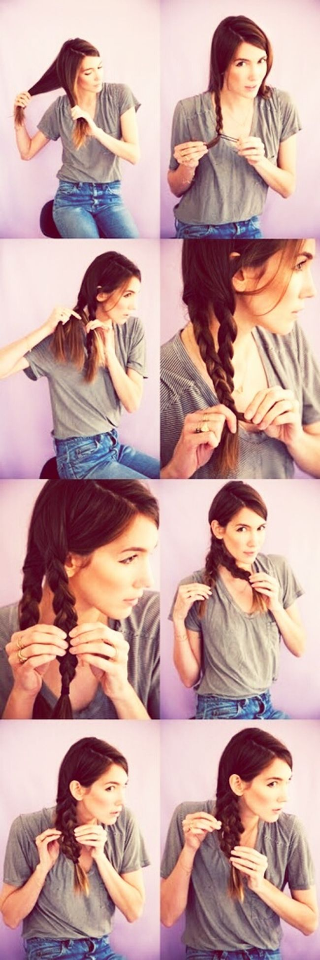 Hey, it's Monday Jojobeautytips DIY Handmade Tips Hairstyle Hair Beauty Check This Out How To Make Check This Out