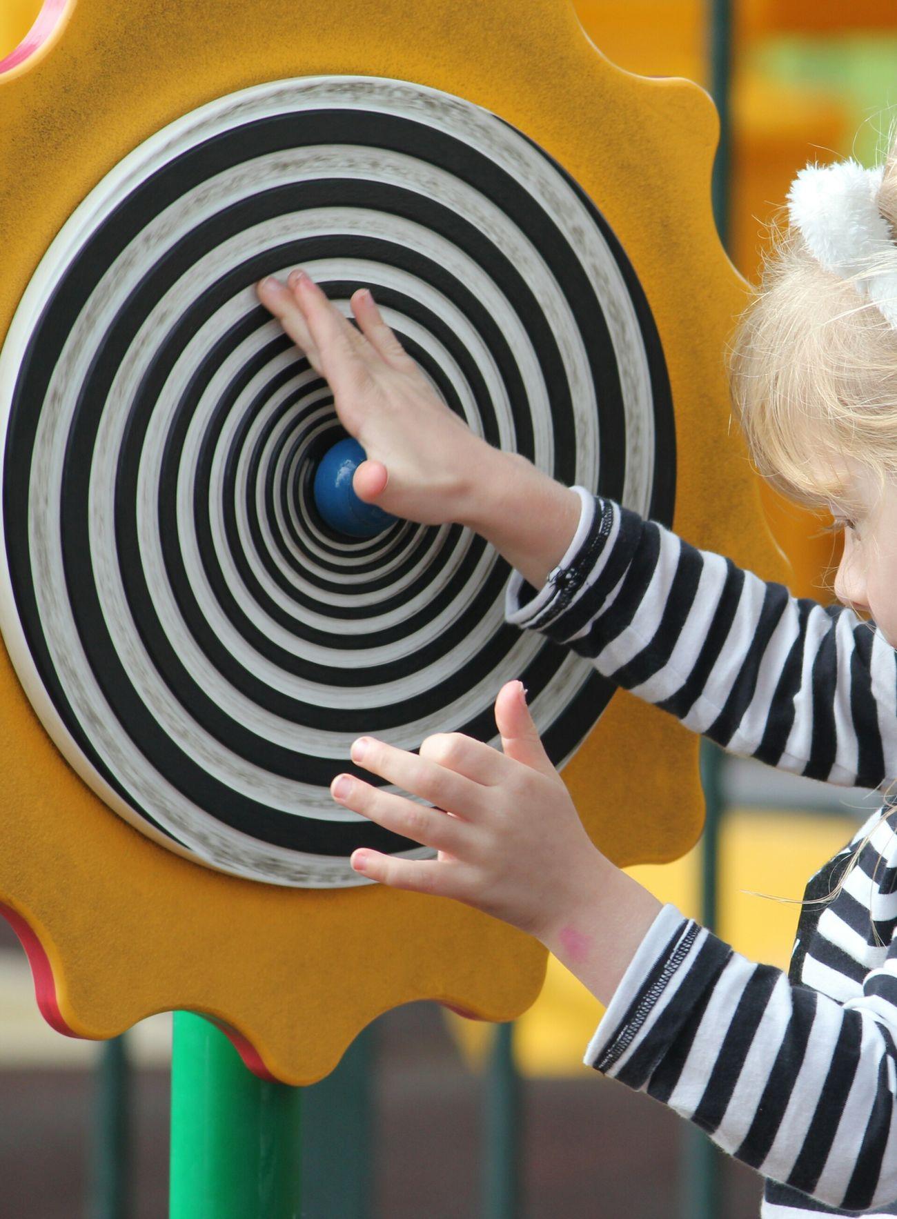 Stripes Everywhere Childs Play ❤️ Mesmerized