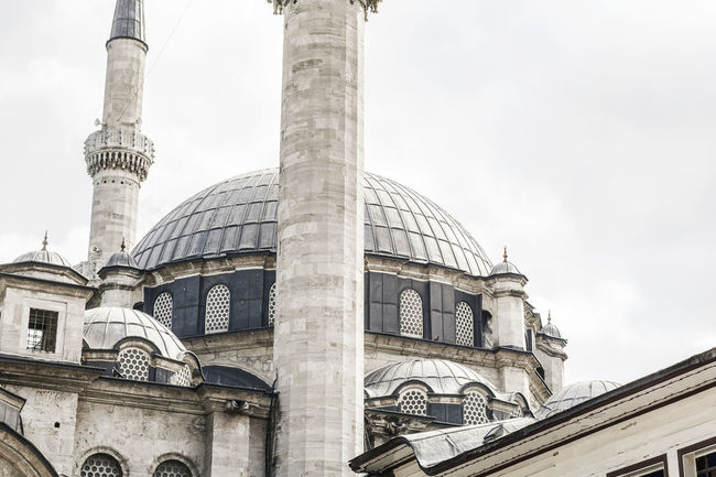 Eyüp Sultan Camii mosque Abstract Ancient Architecture Building City Close-up Day Dome Exterior History Istanbul Moscow No People Old Old Buildings Outdoors Religion Sky Sky And Clouds Travel Travel Destinations Turkey White