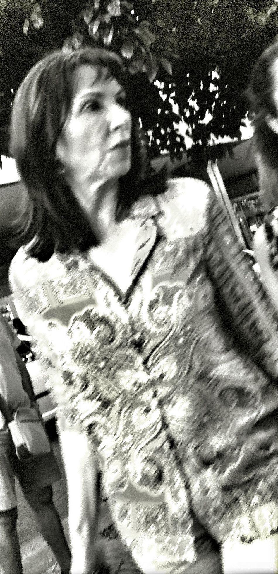 The Spock's sister? Blackandwhite Streetphotography Street Portrait Star Trek