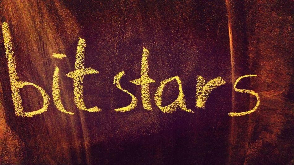 Just Bitstars Wallart