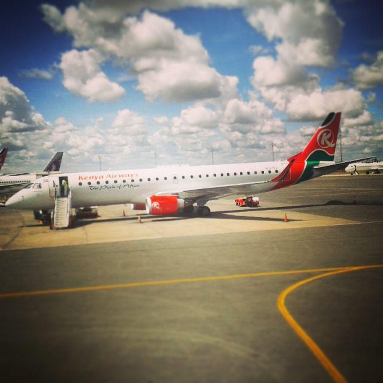 All my ambition in just one picture. Dreamsareveryvalid Headingtomombasa Jomokenyattainternationalairport KQ