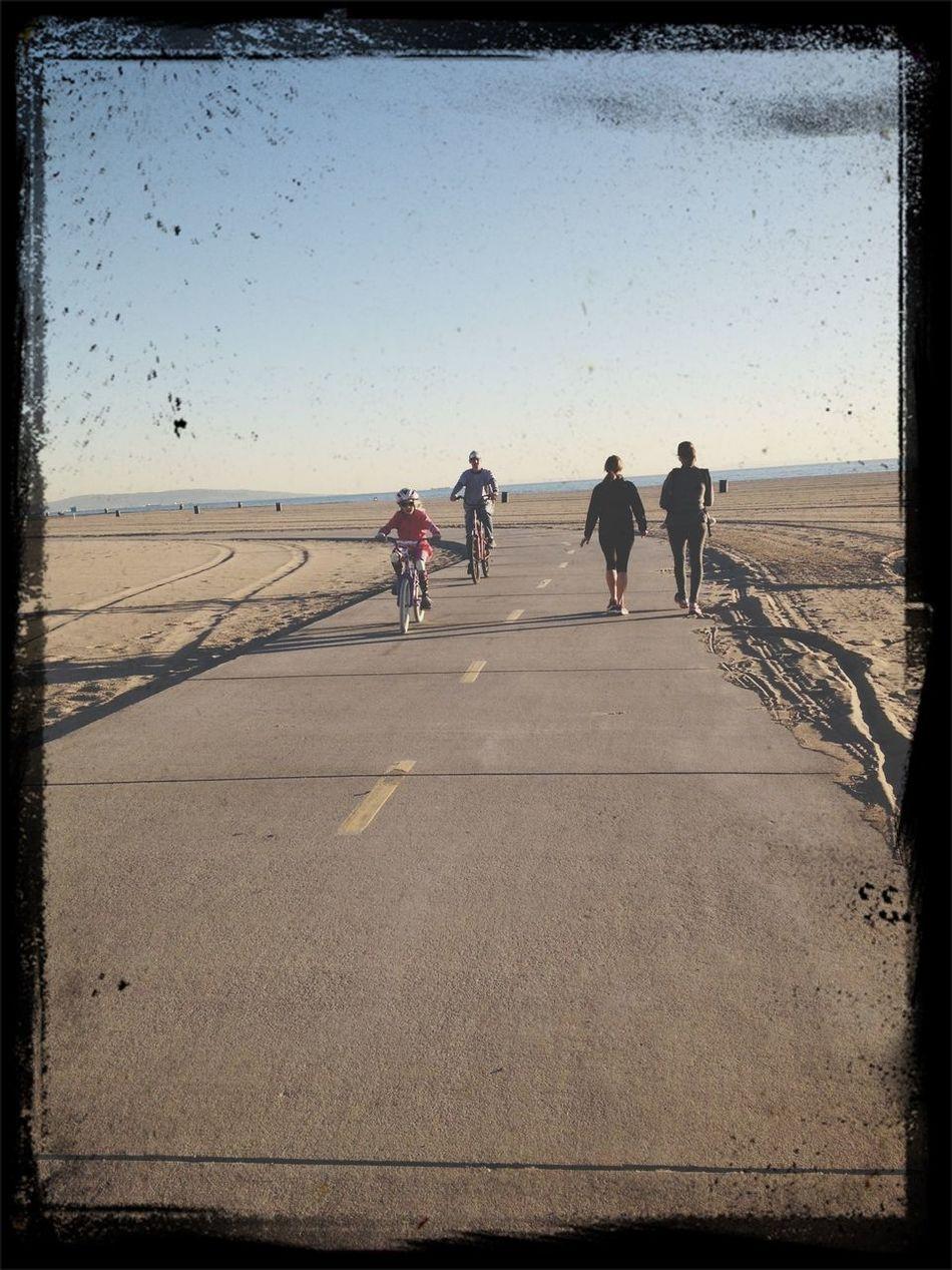 Life Is A Beach California Biking