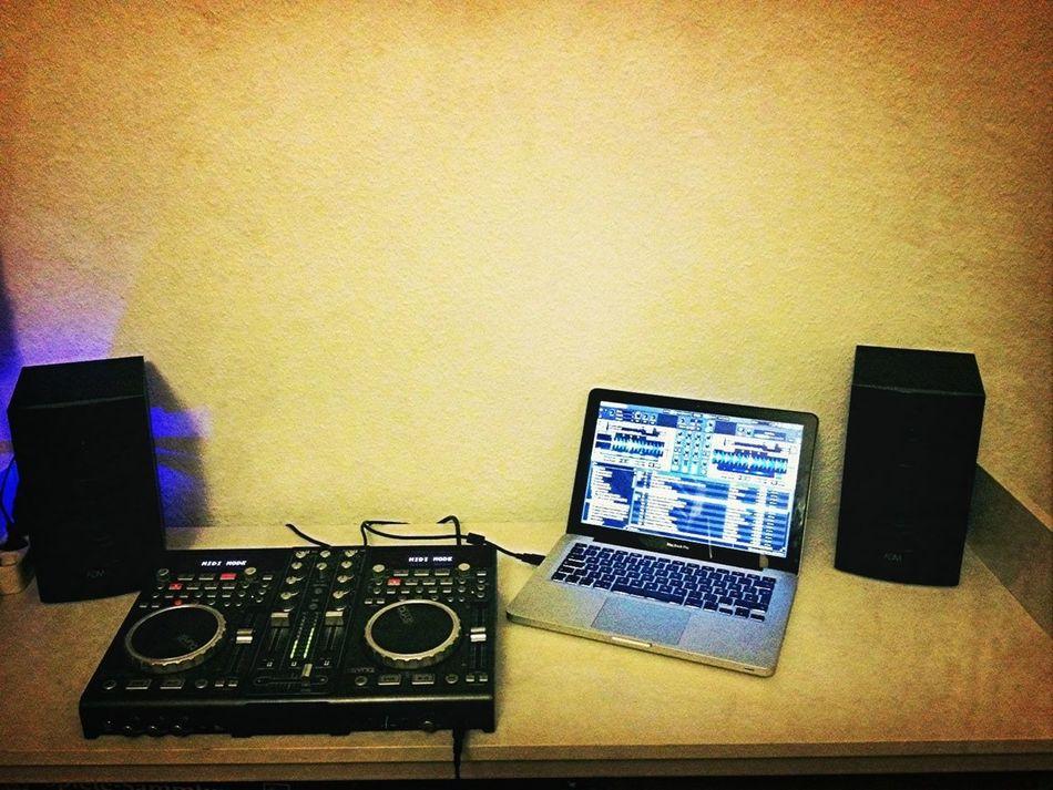 Partying Working Hard Making Music Enjoying Life