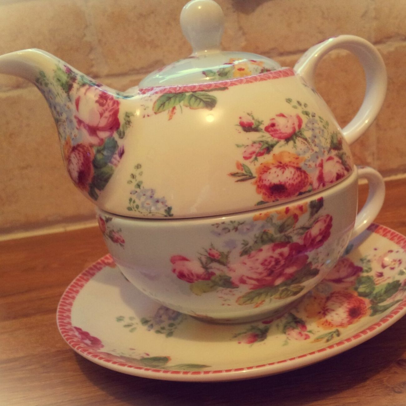 Something with a hint of vintage. Treat for myself for being smoke free for almost a week. Stop Smoking Vintage Teatime Time For Tea
