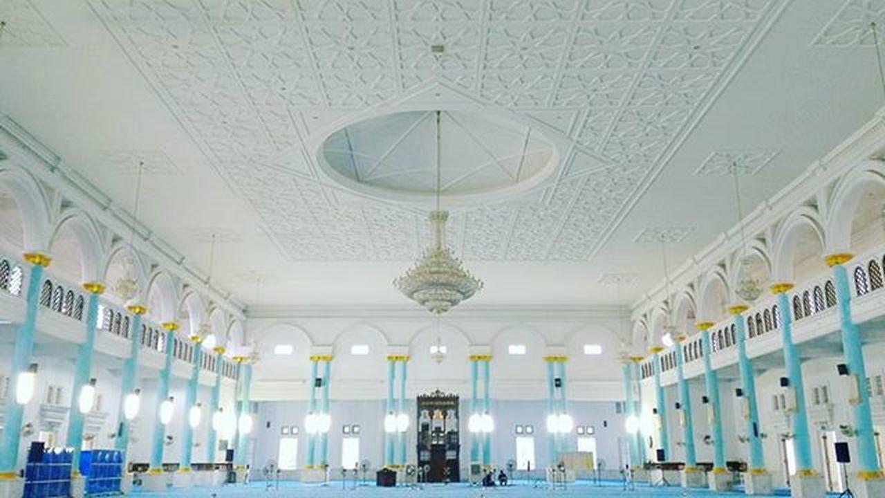 Masjid Sultan Ismail Muar Masjid Mosque JJCM Jalanjalancarimasjid Jalanjohorcarimakan Johor Muar Redahjalanlama Luaskanpandangan