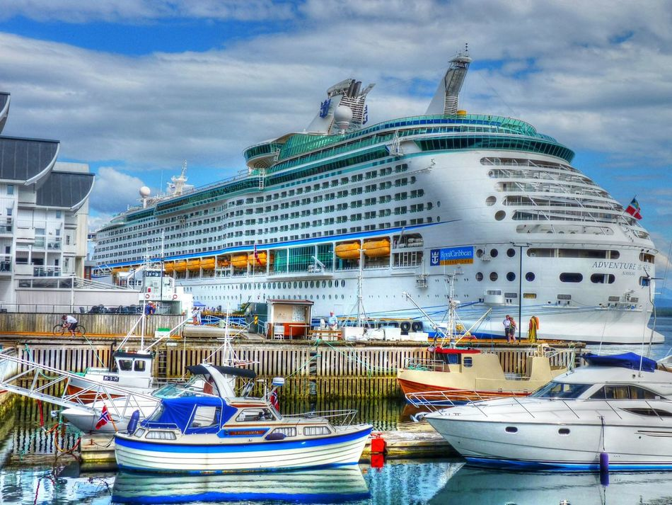 Adventure Of The Seas Molde HDR Collection