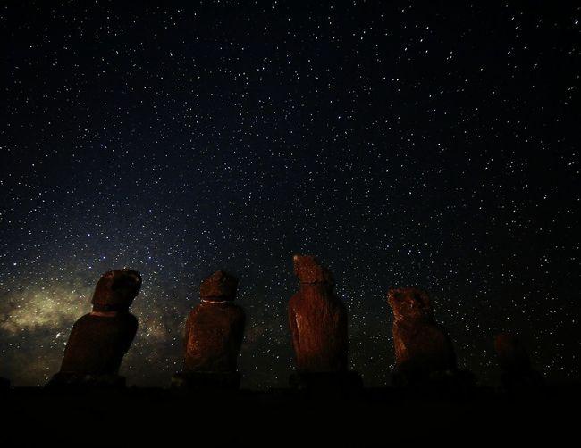 Uhh.. The stars.. Camping First Eyeem Photo