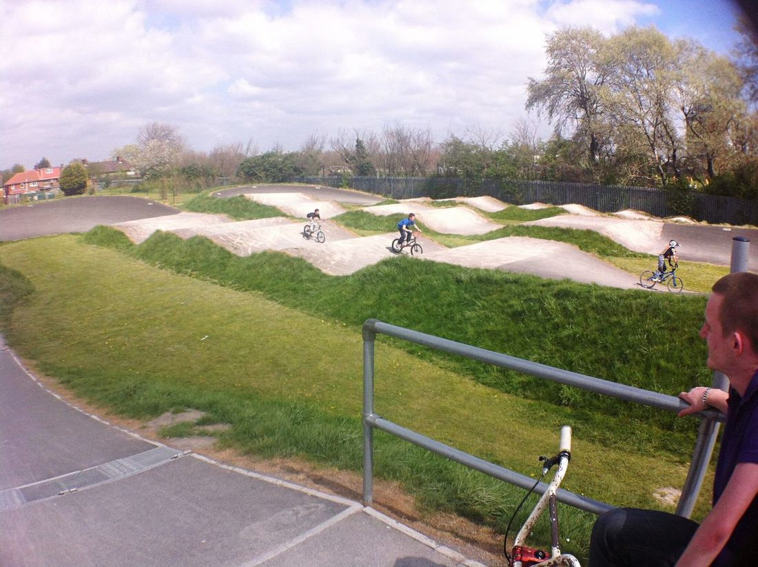Sun Bikes Race Track 👌👌