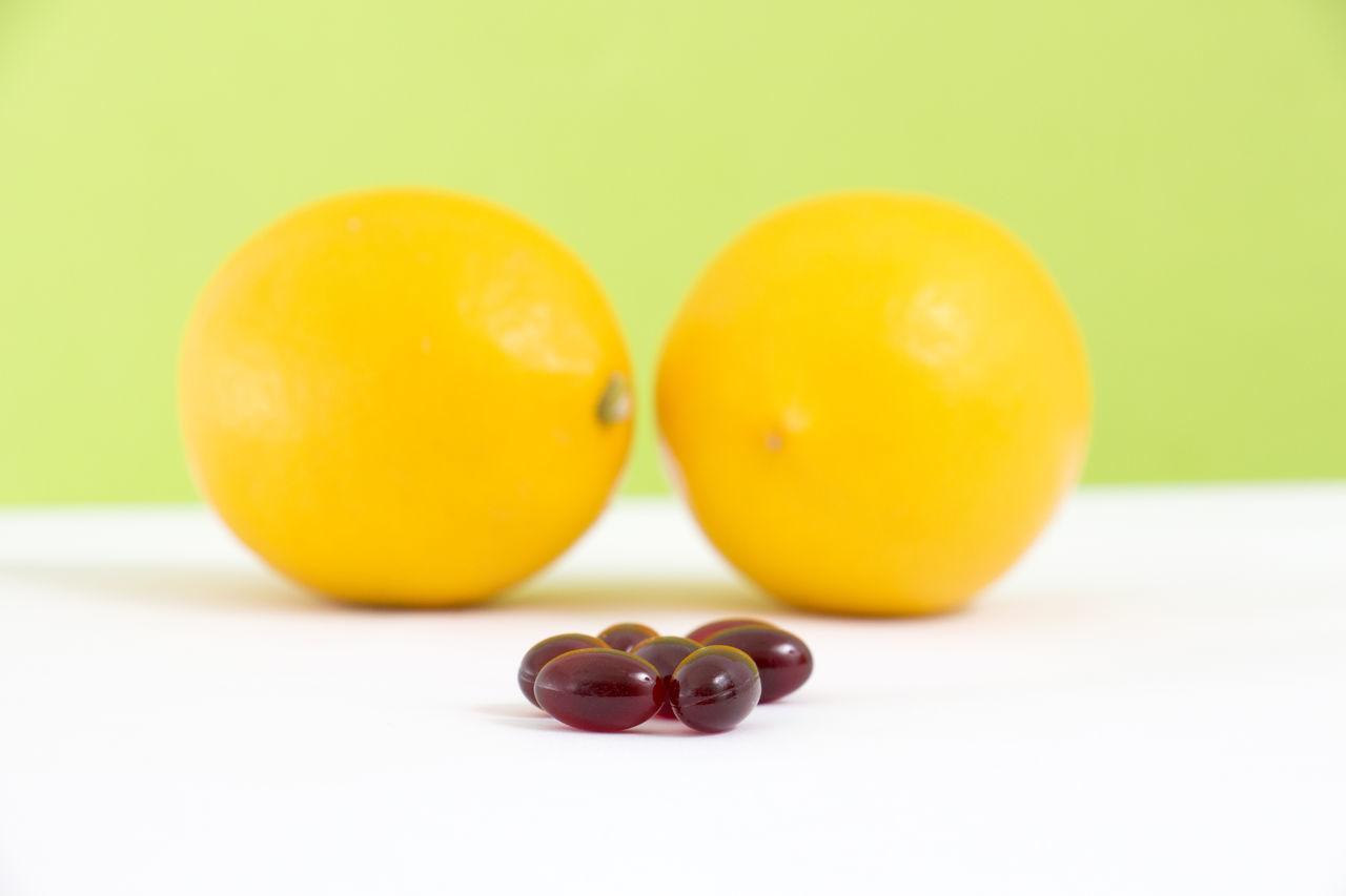 Bird Nest Citrus Fruits Healthy Food Healthy Lifestyle Herbal Lemon Omega 3 Pill Pine Tree St John Worth Vitamine C