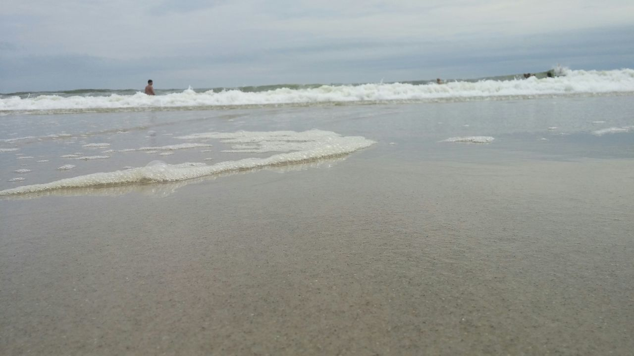 Perfect water conditions... Holiday POV Beach Photography Life Is A Beach Enjoying The Sun Long Beach NY